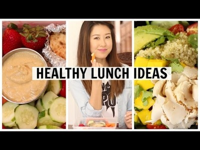 Quick & Healthy Lunch Ideas!