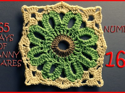 365 Days of Granny Squares Number 167