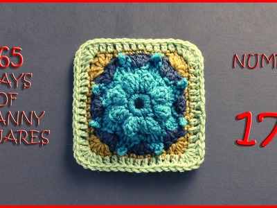 365 Days of Granny Squares Number 175
