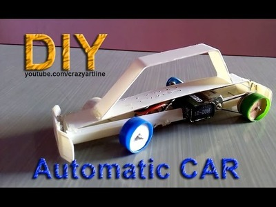 How to make a automatic car easy way