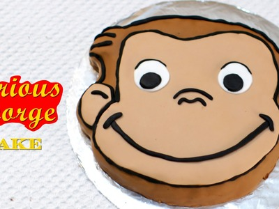 How to make a Curious George Cake