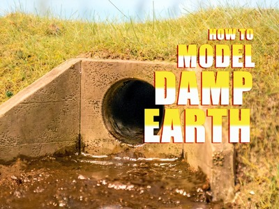 How to Model Damp Earth