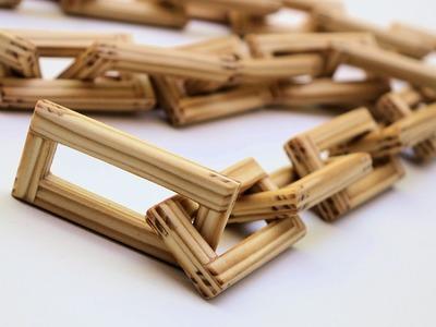 Make A Wooden Chain