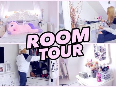 ROOM TOUR! | SAFFRON BARKER