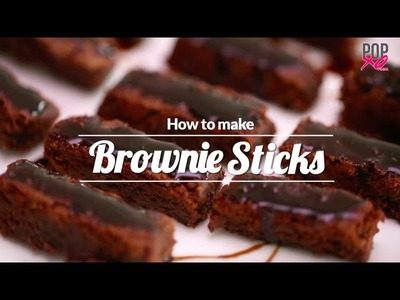 #Tasty: Easy Brownie Sticks Recipe - POPxo