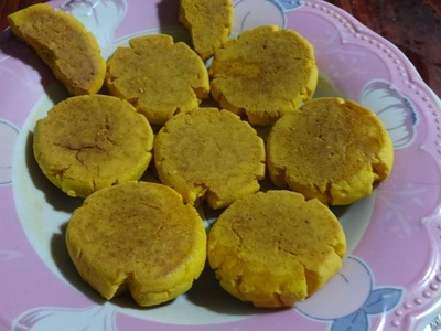 Custard Powder Biscuits Recipe: How to Make Biscuits without Oven | Telugu Vantalu by Maa Vantagadi