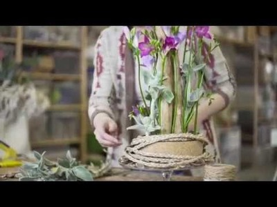Freesia Flower Arrangement | Flower Factor How to Make | Powered by Hofland Freesia