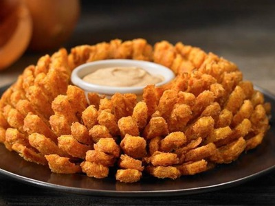 How to make a blooming onion rings