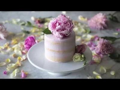 How to make a Flower Cake