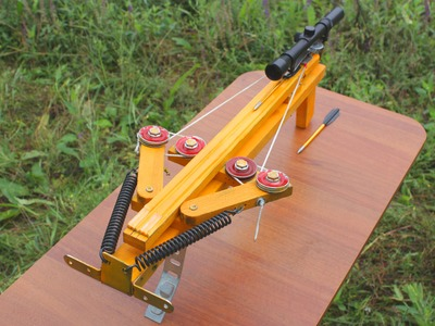 How to Make an Compound Crossbow Flipper