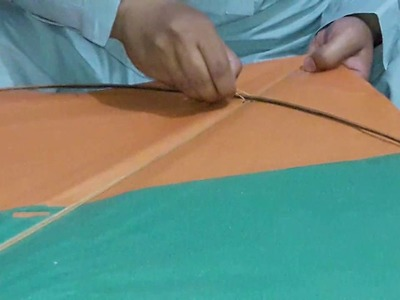 ||tannavain|| how to tie a kite Knot ||A.k kites||