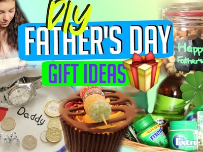 DIY Father's Day Gift Ideas! Easy, Last Minute Gifts For Fathers Day