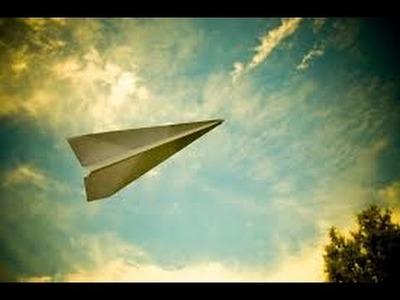 How To Make A Paper Airplane Easy