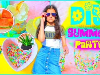 DIY Summer Party
