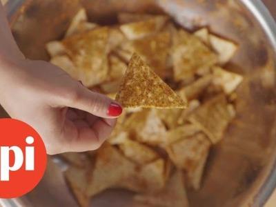 How to Make DIY Doritos at Home | Epicurious