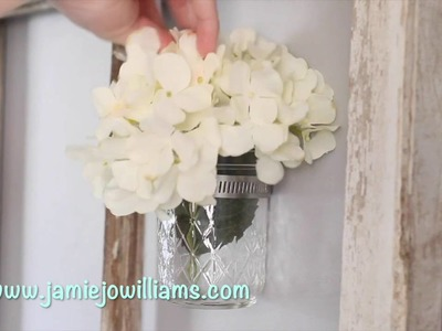 DIY Mason Jar Decor