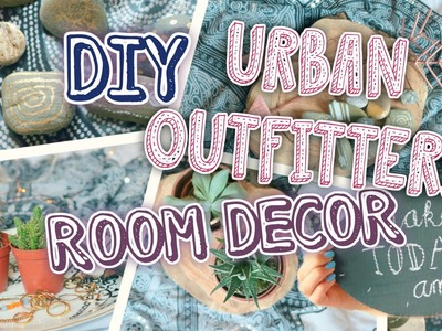 DIY Urban Outfitters Inspired Room Decor! Cute & Easy!