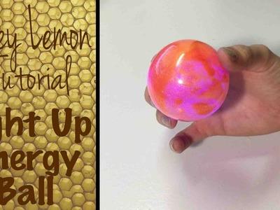 Honey Lemon Cosplay Tutorial - Energy Ball