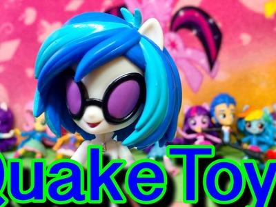 New My Little Pony Equestria Girls Minis DJ Pon3 Rarity Twilight Rainbow MLP Info