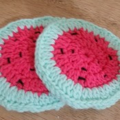 Crochet Pot Mat