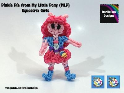 Rainbow Loom Pinkie Pie My Little Pony Equestria Girl  MLP