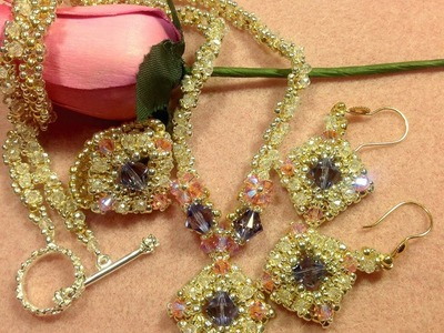 The Princess Set Necklace Tutorial