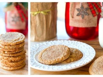 BEST SNICKERDOODLES COOKIE RECIPE - Baking and Desserts