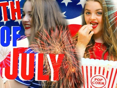 DIY 4TH OF JULY TREATS, OUTFIT IDEAS, & MORE♡
