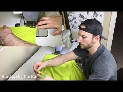 DIY @ RBTR - How to Make a Netless Hammock
