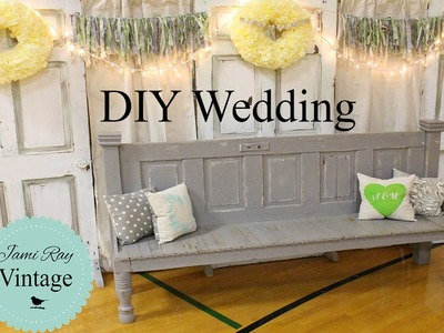 DIY Wedding Tour