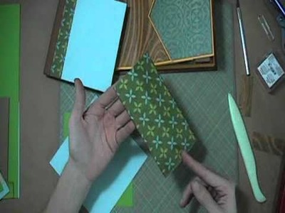 Envelope Mini Album Tutorial (Part 4) Tags and Inserts