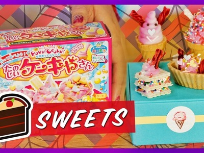 Kracie Popin' Cookin' Fun Cake Kit | Kawaii Cookin | Strawburry17