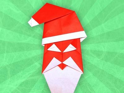 Origami Happy Santa (John Smith) - Part 2