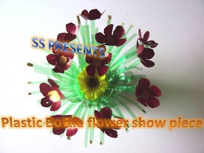 Plastic Bottle Show Piece