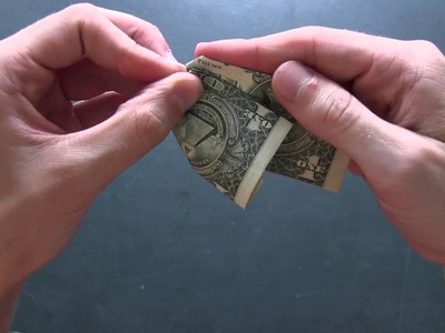 Trust No One - Dollar Origami Tutorial