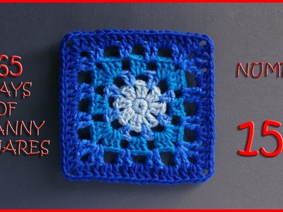 365 Days of Granny Squares Number 150