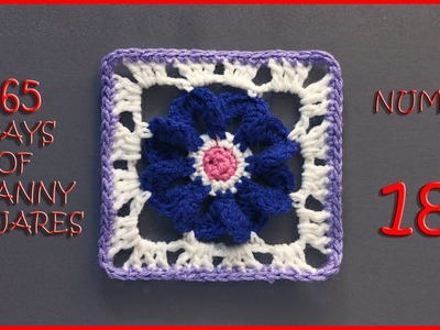 365 Days of Granny Squares Number 183