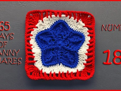 365 Days of Granny Squares Number 186