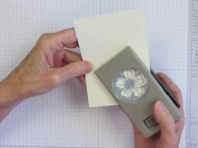 Cardmaking Tips:  Using the Flower Shop Bundle