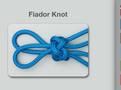 Fiador Knot | Learn How to Tie the Fiador Knot