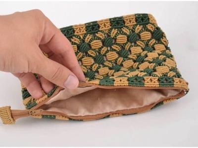 Macrame Bags Designs