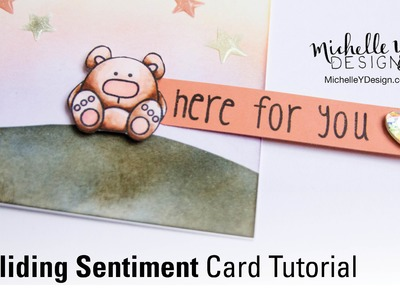 Sliding Sentiment Interactive Card Tutorial
