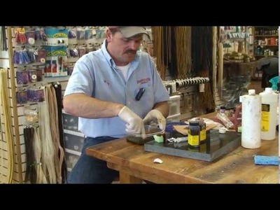 Springfield Leather Company's Helpful Hints: More Tips on Mixing Dyes and Dyeing Leather