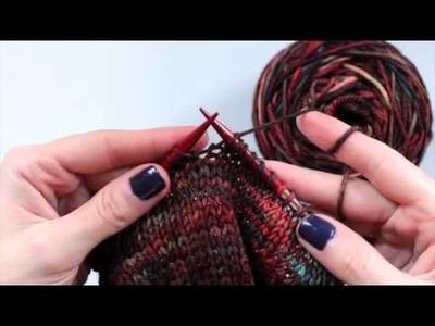 YARNGASM: Bonus Episode - How I Knit & Purl