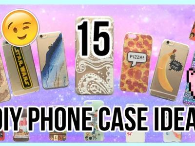 10+ DIY TUMBLR PHONE CASES