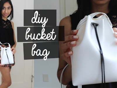 DIY Bucket Bag