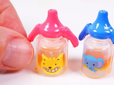 DIY Miniature Baby Sippy Cup [really works]