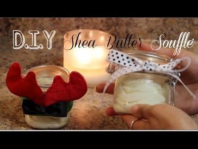DIY Shea Butter Soufflé | The BEST Moisturizer