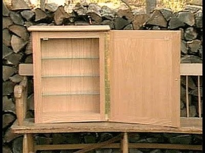 HOW TO: Build a Medicine Cabinet - Part 1