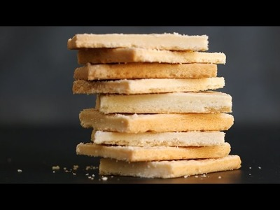 How to Make Classic Shortbread Cookies - Kitchen Conundrums with Thomas Joseph